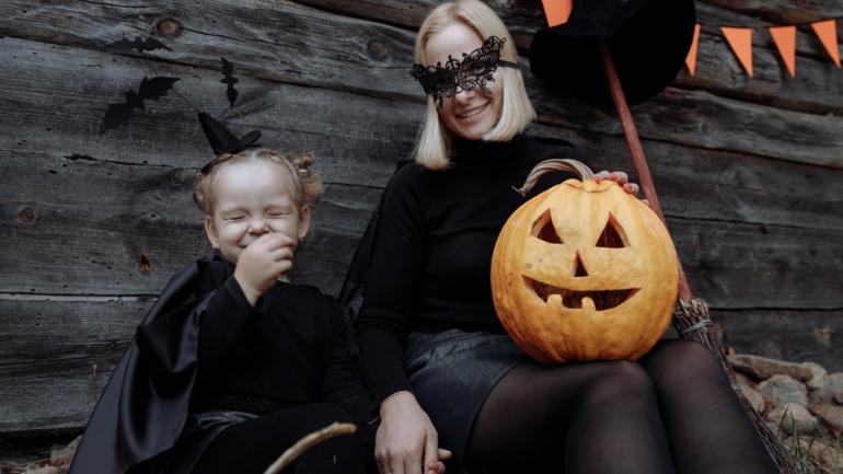 5 idées originales pour un goûter d'Halloween inoubliable