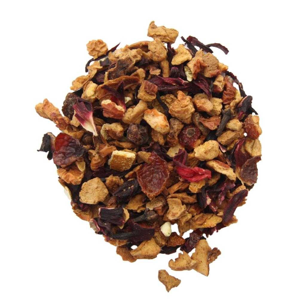 tisane Potion Gourmande aux fruits et aux épices