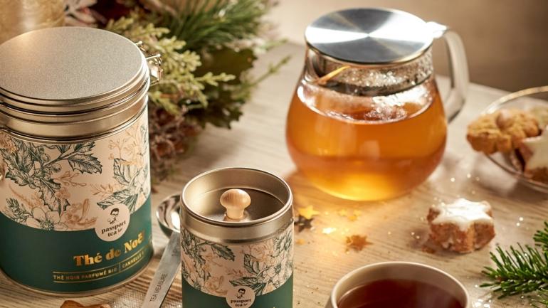 5 excellentes raisons d'offrir du thé à Noël